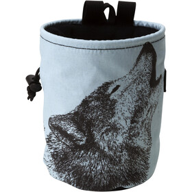 Metolius Wildlife Comp Chalk Bag wolf